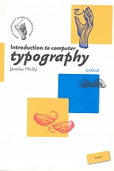 Introduction to computer typography (textbook)